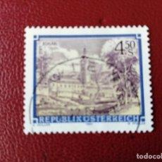 Selos: AUSTRIA - VALOR FACIAL 4,50 S - AÑO 1984 - ABADIA DE SCHLAGL - YV 1607 . Lote 198071810