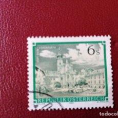 Selos: AUSTRIA - VALOR FACIAL 6 S - AÑO 1984 - ABADIA: HOHENFURTH - YV 1621 - MI 1792. Lote 198071881