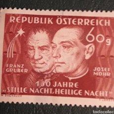 Sellos: SELLO REPUBLIK OSTERREICH. Lote 198766273