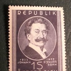 Sellos: SELLO REPUBLIK OSTERREICH.. Lote 198766428