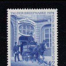 Sellos: AUSTRIA 1302** - AÑO 1974 - DIA DEL SELLO. Lote 198817700