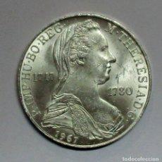 Sellos: AUSTRIA, 1967. MONEDA DE PLATA DE 25 SCHILLING. LOTE 2518. Lote 199638480