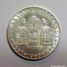 Sellos: AUSTRIA, 1968. MONEDA DE PLATA DE 25 SCHILLING. LOTE 2519. Lote 199638696