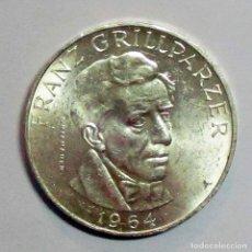 Sellos: AUSTRIA, 1964. MONEDA DE PLATA DE 25 SCHILLING. LOTE 2521. Lote 199639188