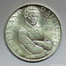 Sellos: AUSTRIA, 1966. MONEDA DE PLATA DE 25 SCHILLING. LOTE 2522. Lote 199639466
