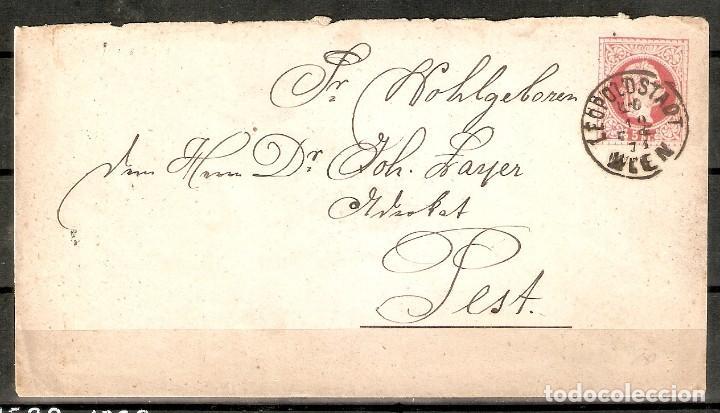 AUSTRIA.1871. LEOPOLDSTADT WIEN-PEST. (Sellos - Extranjero - Europa - Austria)