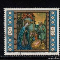 Sellos: AUSTRIA 1626 - AÑO 1984 - NAVIDAD - PINTURA RELIGIOSA. Lote 297391393