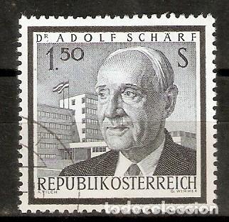 AUSTRIA.1964. YT 1014 (Sellos - Extranjero - Europa - Austria)