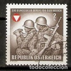 Timbres: AUSTRIA.1969 YT 1123. Lote 200845627