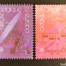 Sellos: AUSTRIA, EUROPA CEPT 1988 MNH, TRANSPORTES Y COMUNICACIONES (FOTOGRAFÍA REAL). Lote 204022411