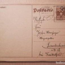 Sellos: FELDPOST AUSTRIA, AÑO 1935. Lote 205468916