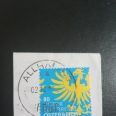 Sellos: SELLOS SUECIA AUSTRIA. HERALDICA. Lote 206465076