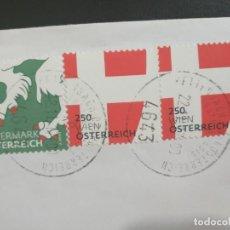 Sellos: SELLOS DE AUSTRIA. HERALDICA. Lote 206492880