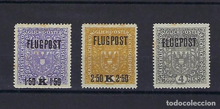 AUSTRIA. AÑO 1918. AÉREA. (Sellos - Extranjero - Europa - Austria)