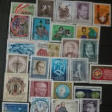Sellos: SELLOS AUSTRIA (OSTERREICH) MTDOS/1981/AÑO COMPLETO EXCEPTO HB/ARTE/RELIGION/ARQUITECTURA/NATURALEZA. Lote 211389566