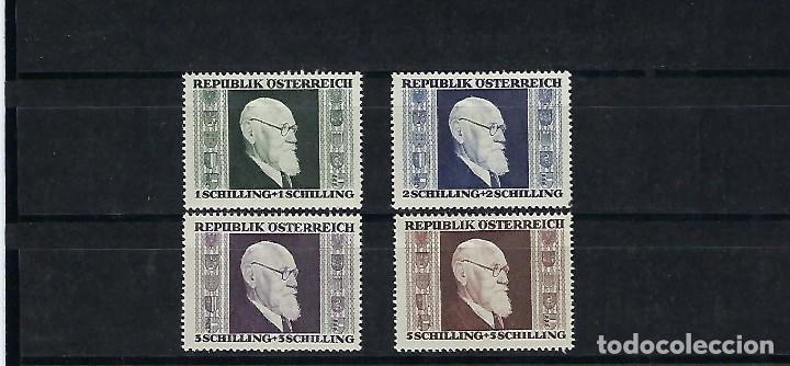 AUSTRIA. AÑO 1946.PRESIDENTE KARL RENNER. (Sellos - Extranjero - Europa - Austria)