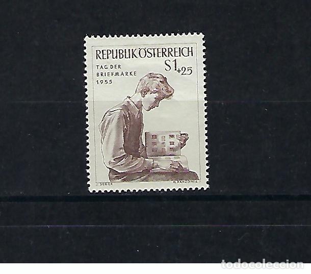 AUSTRIA. AÑO 1955.DÍA DEL SELLO. (Sellos - Extranjero - Europa - Austria)