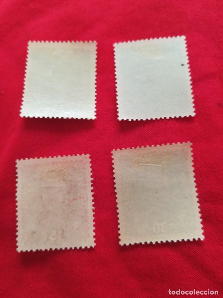 Sellos: Amtiguo sellos Austria con goma - Foto 2 - 211972627