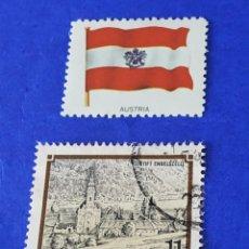 Sellos: AUSTRIA A3. Lote 212175963