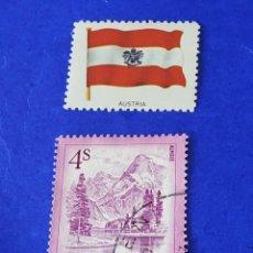 Sellos: AUSTRIA D1. Lote 212188541