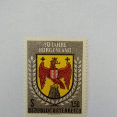 Sellos: SELLOS DE AUSTRIA NUEVOS YVERT Nº 938. Lote 217442566