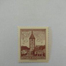 Sellos: SELLOS DE AUSTRIA NUEVOS YVERT Nº 952B. Lote 217442778