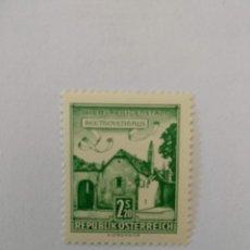Sellos: SELLOS DE AUSTRIA NUEVOS YVERT Nº 956B. Lote 217442973