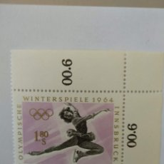 Sellos: SELLOS DE AUSTRIA NUEVOS YVERT Nº 977. Lote 217443836