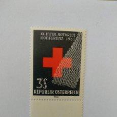 Sellos: SELLOS DE AUSTRIA NUEVOS YVERT Nº 1030. Lote 217444400
