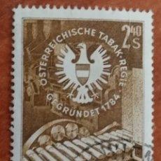 Sellos: AUSTRIA, N°902 USADO (FOTOGRAFÍA REAL). Lote 218135217