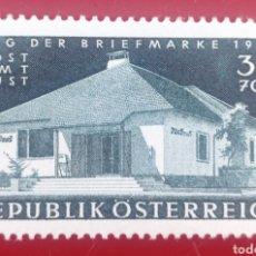 Sellos: AUSTRIA, N°940 MNH DÍA DEL SELLO 1961 (FOTOGRAFÍA REAL). Lote 218292086