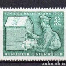 Sellos: AUSTRIA, N°1034 MNH, AÑO 1965 (FOTOGRAFÍA REAL). Lote 218292837