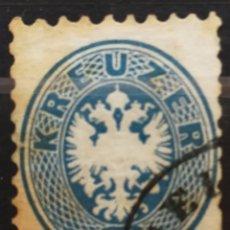 Sellos: AUSTRIA N°30 USADO (FOTOGRAFÍA REAL). Lote 220499697
