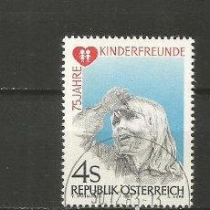 Sellos: AUSTRIA YVERT NUM. 1561 USADO. Lote 221786930