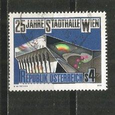 Sellos: AUSTRIA YVERT NUM. 1571 USADO. Lote 221787523