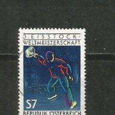 Sellos: AUSTRIA YVERT NUM. 1839 USADO. Lote 221864801