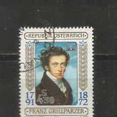 Sellos: AUSTRIA YVERT NUM. 1842 USADO. Lote 221864871