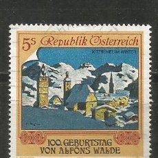 Sellos: AUSTRIA YVERT NUM. 1847 USADO. Lote 221865040