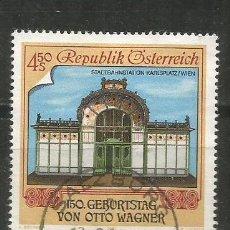 Sellos: AUSTRIA YVERT NUM. 1864 USADO. Lote 221865592