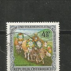 Sellos: AUSTRIA YVERT NUM. 1870 USADO. Lote 221865658