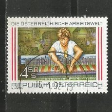 Sellos: AUSTRIA YVERT NUM. 1874 USADO. Lote 221865712