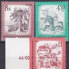 Sellos: LOTE DE SELLOS NUEVOS - AUSTRIA - PAISAJES - CIUDADES (AHORRA EN PORTES, COMPRA MAS). Lote 222730577