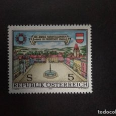Sellos: AUSTRIA AÑO 1987. SERIE COMPLETA MNH. YT:AT 1722,. Lote 222936048
