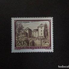 Sellos: AUSTRIA AÑO 1991. MNH. YT:AT 1854. Lote 222938037