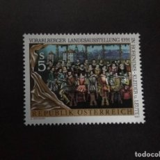 Sellos: AUSTRIA AÑO 1991.SERIE COMPLETA MNH. YT:AT 1856,. Lote 222938345