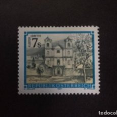 Sellos: AUSTRIA AÑO 1987. SERIE COMPLETA MNH. YT:AT 1723. Lote 222941223
