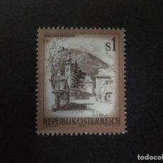Sellos: AUSTRIA AÑO 1975. MNH. YT:AT 1304,. Lote 222942667