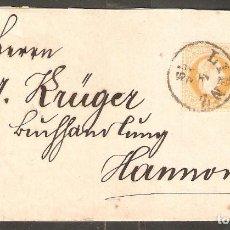 Sellos: AUSTRIA.1879. BANDA PERIÓDICO. LIENZ.. Lote 231446595