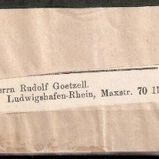 Sellos: AUSTRIA.1910. BANDA PERIÓDICO.. Lote 231449050
