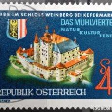 Sellos: SELLOS AUSTRIA. Lote 234988615